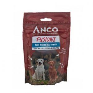 Anco – Duck infused Beef treats