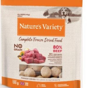 Natures Menu Complete Freeze Dried Beef