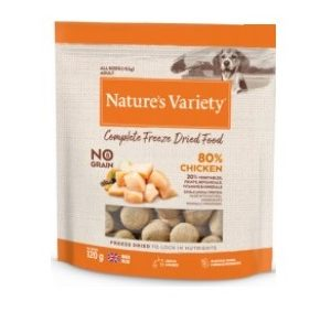 Natures Menu Complete Freeze Dried Chicken