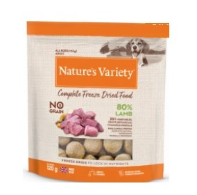 Natures Menu Complete Freeze Dried Lamb