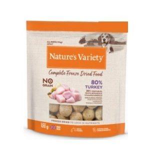 Natures Menu Complete Freeze Dried Turkey