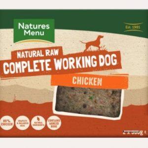 Natures Menu Complete working dog Chicken