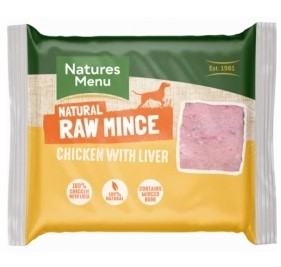 Natures Menu Just Chicken with Liver