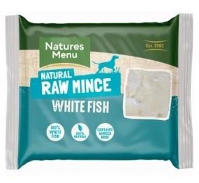 Natures Menu Just white fish