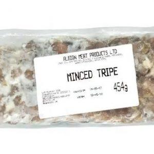 breeders range tripe mince