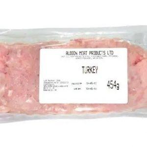 breeders range turkey mince