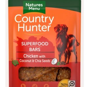 superfood bars chicken with coconut
